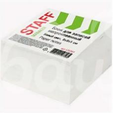 Блок для записей Staff Manager 9*9*5см Непроклеенный Белый 126364