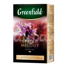 Чай Greenfield 100гр Spring Melody Черный Листовой