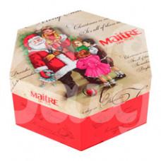 Набор чая Maitre De The 60*2гр Дед Мороз и Дети 12 видов