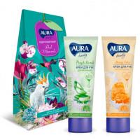 Набор Aura Beauty Best Moments Крем для рук 75мл 2шт