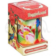 Чай Abigail 50гр Черный Подарочная кружка карт/уп