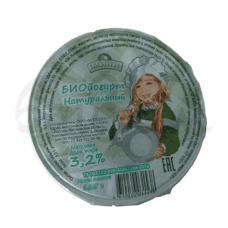 Биойогурт Молти 3.2% 125гр Натуральный пл/ст