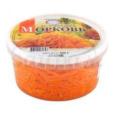 Морковь по-корейски ФЭГ 300гр