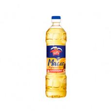 Масло подсолнечное Царь 0.8л Раф дезод вымороженное в/с пэт