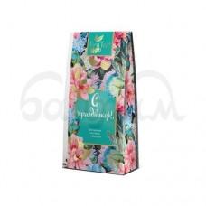 Чай Fru Tea 50гр с Праздником Весны Черный Листовой с Чабрецом