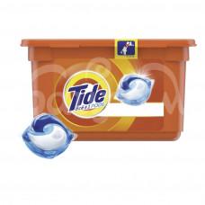 Капсулы для стирки Tide 12*22.8гр Альпийская свежесть контейнер