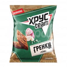 Гренки Хрустим 89гр  Чеснок Пшенично-ржаные