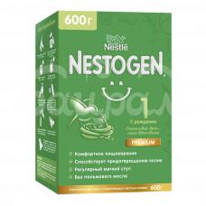 Детское питание Смесь Nestogen 1 Premium 600гр с Рождения карт/уп
