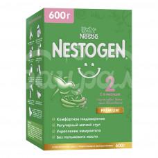 Детское питание Смесь Nestogen 2 Premium 600гр с 6мес карт/уп