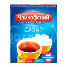 Сахар-рафинад Чайкофский 0.5кг ГОСТ карт/уп