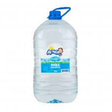 Детское питание Вода для детей Агуша 5л с рождения пэт