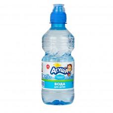 Детское питание Вода для детей Агуша 0.33л с рождения пэт