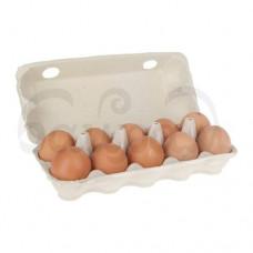 Яйцо куриное Отборное 10шт Деревенское Ситно вал