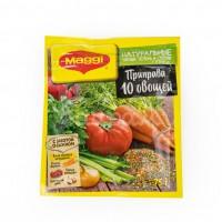Приправа Магги 75гр Супер приправа 10 Овощей